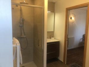 """Chambre """"Cannelle"""" - Salle de bain"""