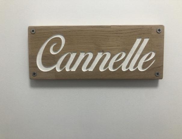 "Chambre ""Cannelle"""