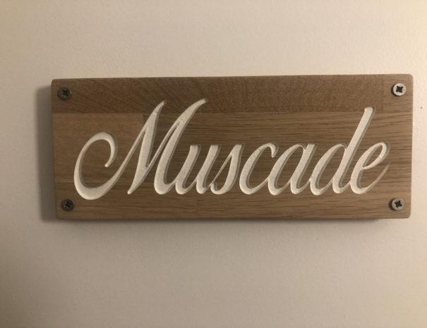 """Chambre """"Muscade"""""""