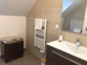 """Chambre """"Vanille"""" - Salle de bain"""
