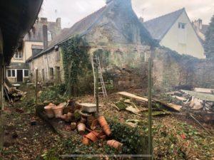 Historique - Avant rénovation